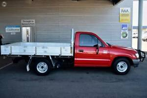 2005 Toyota Hilux RZN149R Utility Single Cab [MY04] Used Car