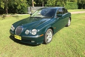 2001 Jaguar S Type Sedan Berry Shoalhaven Area Preview