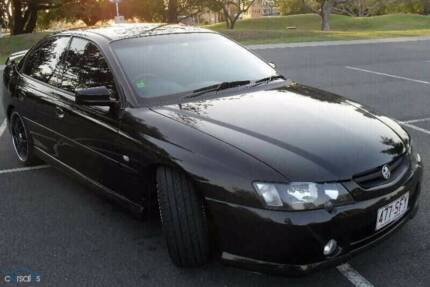 Holden Commodore SV6 Black VY Automatic 2002 Surfers Paradise Gold Coast City Preview