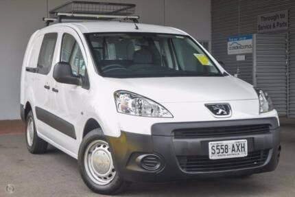 2010 Peugeot Partner B9P L2 Van MWB 5dr 1.6D Used Car