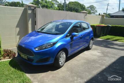 Ford Fiesta 2015 WZ Auto - Low Km