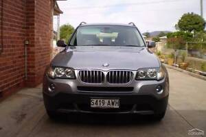 2007 BMW X3 Wagon with GPS, TV only 86800kms Payneham Norwood Area Preview