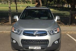 2011 Holden Captiva Wagon Enfield Burwood Area Preview