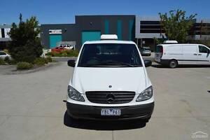 2011 Mercedes-Benz Vito Van/Minivan Bayswater Knox Area Preview