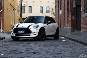 2016 Mini Cooper hatch - one owner, excellent condition Cremorne Yarra Area Preview