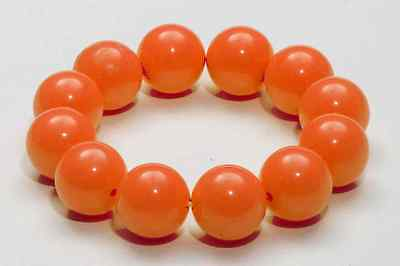 Gumball Bracelet 80's Retro Rave Club Candy Halloween Costume Accessory 4 COLORS - 80's Halloween Candy