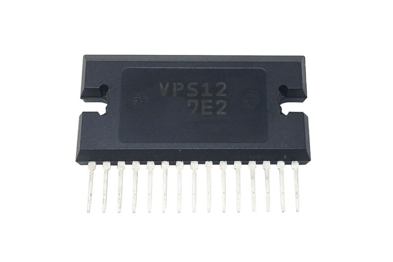 VPS12, CRT Display Video Output Amplifier,