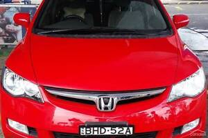 2008 Honda Civic Sedan Blacktown Blacktown Area Preview