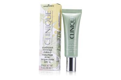 Clinique Continuous Coverage Make Up *Creamy Glow* 30ml Boxed.