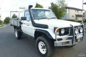 2001 Toyota LandCruiser Ute tray great nic melbourne with rwc Rosanna Banyule Area Preview