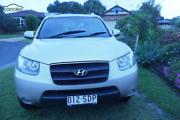 LOW MILEAGE! 2006 Hyundai Santa Fe CM SLX Narangba Caboolture Area Preview