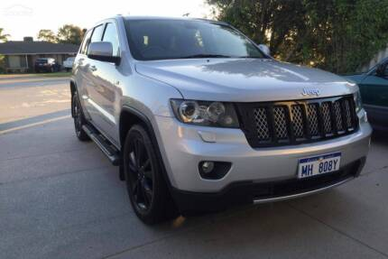 2012 Jeep Grand Cherokee Wagon