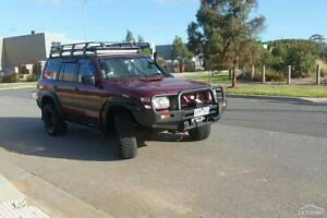 2001 Nissan Patrol Wagon 4.2td intercooled Skye Frankston Area Preview