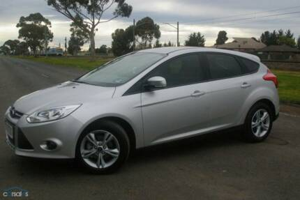 2012 Ford Focus Hatchback Delahey Brimbank Area Preview