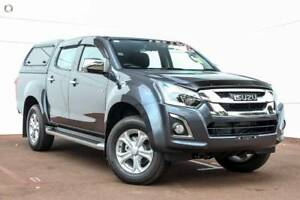 2018 Isuzu D-Max LSU TOUR MATE 4X4 DIESEL 2 years free service Maddington Gosnells Area Preview