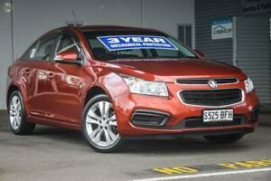 2015 Holden Cruze JH Series II Equipe Sedan 4dr Auto Used Car Pooraka Salisbury Area Preview