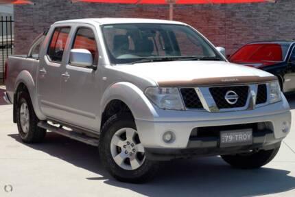 2009 Nissan Navara D22 DX Cab Chassis Single Cab 2dr Man 5sp 2.5D