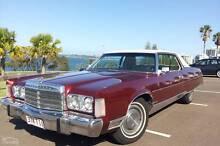 My American 1974 Chrysler New Yorker Maroochydore Maroochydore Area Preview