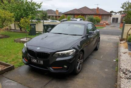 2014 BMW F22 220i Sport-Line, Immaculate Condition.1 Year Rego!!! Altona North Hobsons Bay Area Preview