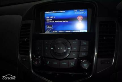 Holden Cruze Sedan with everything.