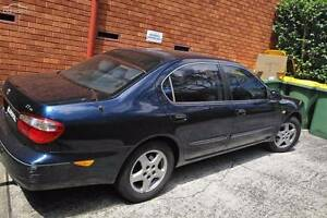 2000 Nissan Maxima Sedan 1 year rego Epping Ryde Area Preview