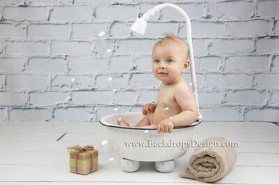 Опоры и сценическое Bathtub baby photography