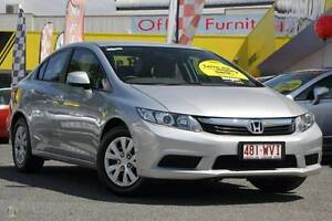 2012 Honda Civic Sedan Woolloongabba Brisbane South West Preview