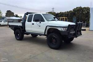 2002 Toyota Hilux Ute Griffith Griffith Area Preview
