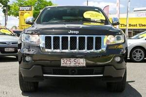 2012 Jeep Grand Cherokee Wagon Woolloongabba Brisbane South West Preview