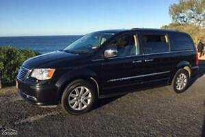 2011 Chrysler Voyager Van/Minivan Nerang Gold Coast West Preview