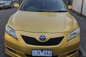 2007 Toyota Camry Sportivo Richmond Yarra Area Preview