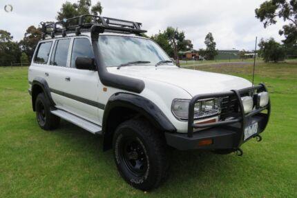 1995 Toyota LandCruiser 4x4 auto GXL Cranbourne Casey Area Preview