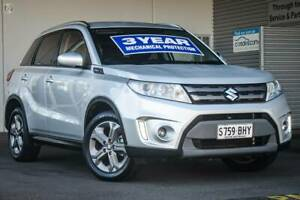 2015 Suzuki Vitara LY RT-S Wagon 5dr Man 5sp 2WD Used Car Pooraka Salisbury Area Preview