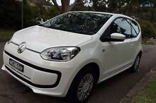 2012 Volkswagen UP! Hatchback The Rocks Inner Sydney Preview