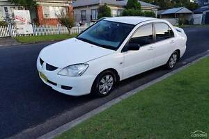 2005 Mitsubishi Lancer Sedan ES CH Manual MY05 Georgetown Newcastle Area Preview