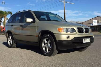 2005 BMW X3 E83 SUV 4x4 AUTO 128669 KMS  Cars Vans  Utes