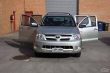 2005 Toyota Hilux Ute Angle Park Port Adelaide Area Preview