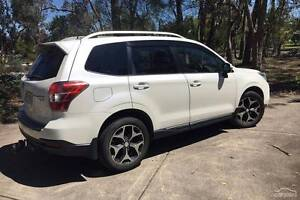 2014 Subaru Forester Wagon Woolloongabba Brisbane South West Preview