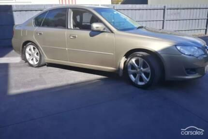 2007 Subaru Liberty Heritage