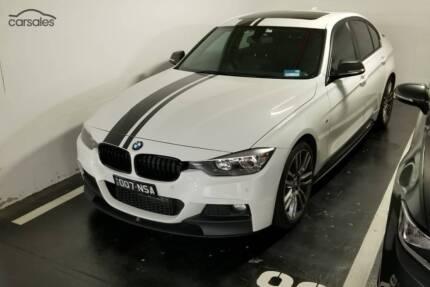 2014 BMW 320d F30 High-Line M Sport Sedan 4dr Spts Auto 8sp 2.0DT