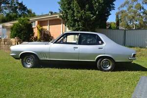 1972 Holden LJ Torana Automatic 4dr Sedan Homebush Strathfield Area Preview