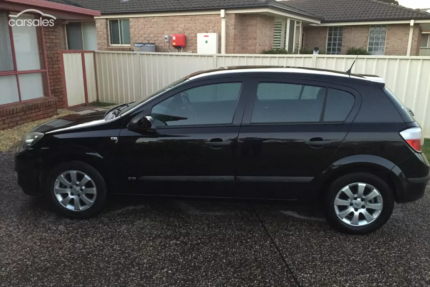 2005 Holden Astra in very good condition