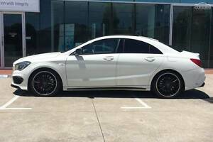 2015 Mercedes Benz CLA45 AMG As new Extended warranty Immaculate Alphington Darebin Area Preview