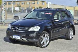 2006 Mercedes-Benz ML320 CDI W164 Wagon 5dr Spts Auto 7sp 4x4 3.0DT Wangara Wanneroo Area Preview
