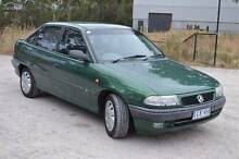 1996 Holden Astra Sedan URGENT SALE Melbourne CBD Melbourne City Preview