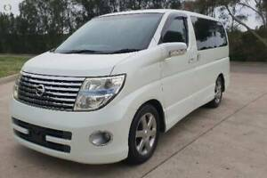 2004 Nissan Elgrand Highway Star E51 Auto 3.5LTR series II Arncliffe Rockdale Area Preview