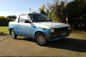 1986 Suzuki Mighty Boy Ute, RWC, rego, stand out! Morayfield Caboolture Area Preview