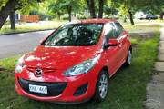 Mazda2 Neo 2012 Manual in excellent condition O'Connor North Canberra Preview