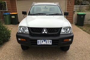 2005 Mitsubishi Triton Ute Rye Mornington Peninsula Preview