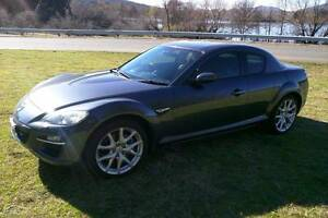 2009 Mazda RX-8 Coupe Luxury 6 Speed Manual Metropolitan Grey Phillip Woden Valley Preview